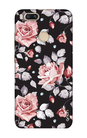Shabby Chic Floral Xiaomi Mi A1  Cases & Covers Online
