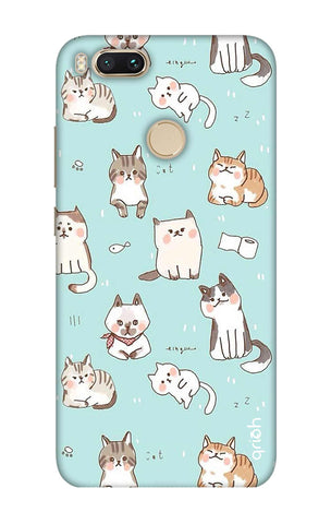 Cat Kingdom Xiaomi Mi A1  Cases & Covers Online