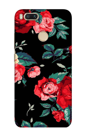 Wild Flowers Xiaomi Mi A1  Cases & Covers Online