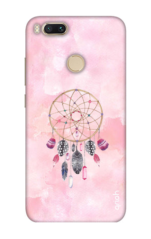 Pink Dreamcatcher Xiaomi Mi A1  Cases & Covers Online