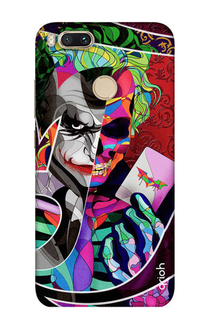 Color Pop Joker Xiaomi Mi A1  Cases & Covers Online