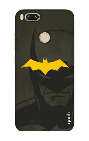 Batman Mystery Xiaomi Mi A1  Cases & Covers Online