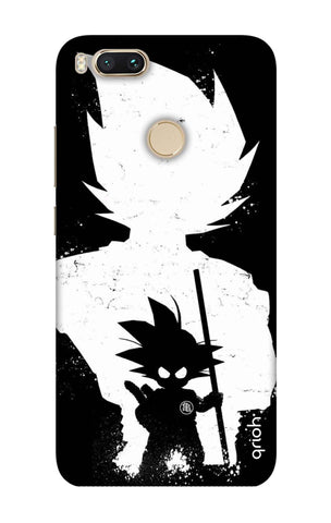 Goku Unleashed Xiaomi Mi A1  Cases & Covers Online
