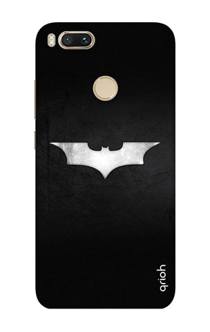 Grunge Dark Knight Xiaomi Mi A1  Cases & Covers Online