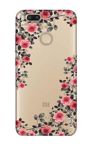 Floral French Xiaomi Mi A1  Cases & Covers Online