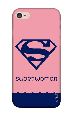 Be a Superwoman iPhone 8 Cases & Covers Online