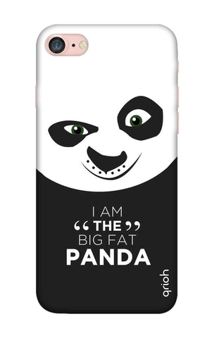 Big Fat Panda iPhone 8 Cases & Covers Online
