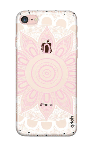 Pink Mandala iPhone 8 Cases & Covers Online