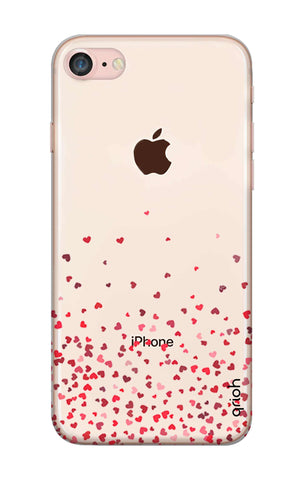Floating Hearts iPhone 8 Cases & Covers Online