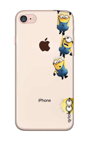 Falling Minions iPhone 8 Cases & Covers Online