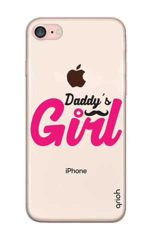 Daddy's Girl iPhone 8 Cases & Covers Online
