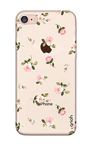 Pink Rose All Over iPhone 8 Cases & Covers Online
