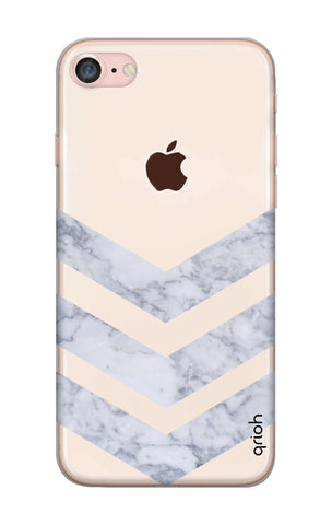Marble Chevron iPhone 8 Cases & Covers Online