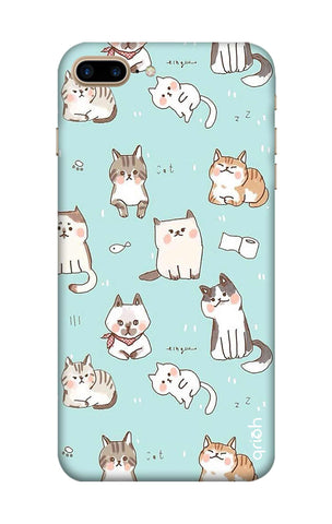 Cat Kingdom iPhone 8 Plus Cases & Covers Online