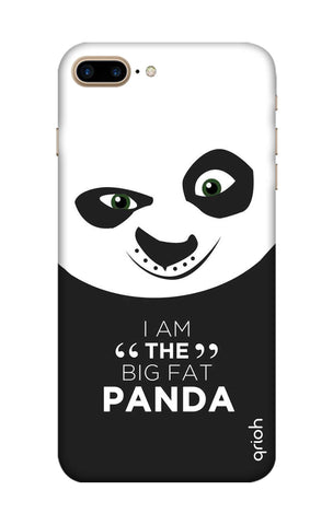 Big Fat Panda iPhone 8 Plus Cases & Covers Online