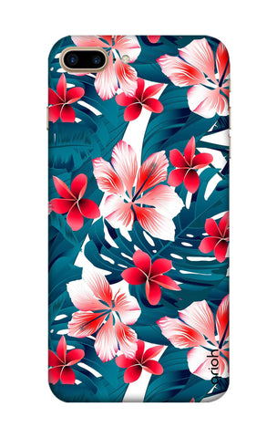 Floral Jungle iPhone 8 Plus Cases & Covers Online