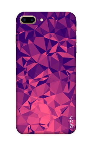 Purple Diamond iPhone 8 Plus Cases & Covers Online