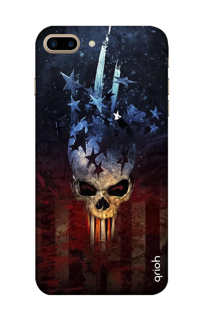 best sneakers 8a5b9 affd8 Star Skull Case for iPhone 8 Plus