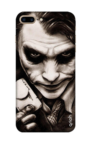 Why So Serious iPhone 8 Plus Cases & Covers Online