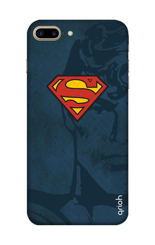 Wild Blue Superman iPhone 8 Plus Cases & Covers Online