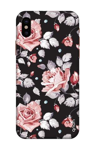 Shabby Chic Floral iPhone X Cases & Covers Online