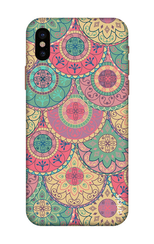 Colorful Mandala iPhone X Cases & Covers Online