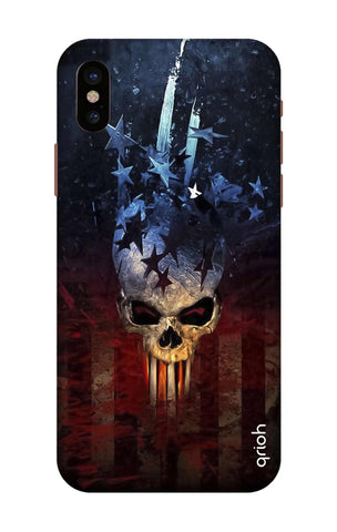 Star Skull iPhone X Cases & Covers Online