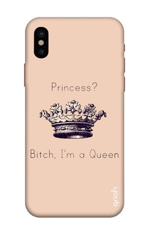 Queen iPhone X Cases & Covers Online