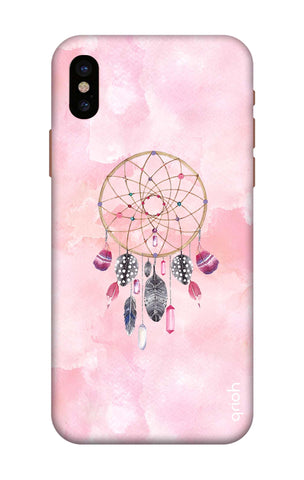 Pink Dreamcatcher iPhone X Cases & Covers Online