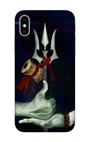 Shiva Mudra iPhone X Cases & Covers Online