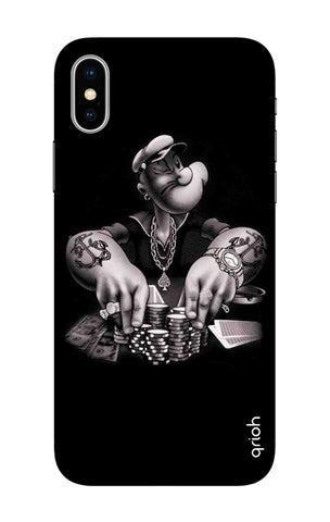 Rich Man iPhone X Cases & Covers Online