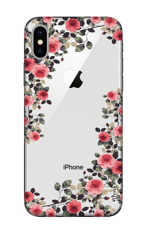 Floral French iPhone X Cases & Covers Online