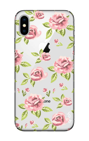 Elizabeth Era Floral iPhone X Cases & Covers Online