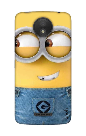 Smirk Motorola Moto C Cases & Covers Online