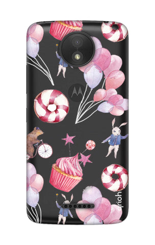 Sweet Tooth Motorola Moto C Cases & Covers Online