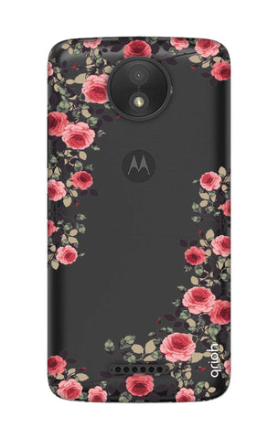 Floral French Motorola Moto C Cases & Covers Online
