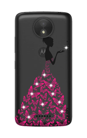 Princess Case With Heart Motorola Moto C Cases & Covers Online