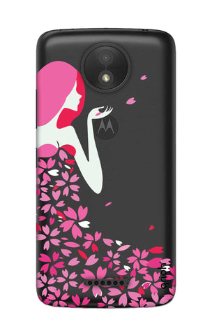 Posing Pretty Motorola Moto C Cases & Covers Online