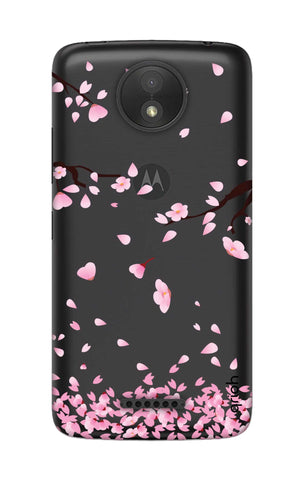 Spring Flower Motorola Moto C Cases & Covers Online