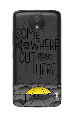 Somewhere Out There Motorola Moto C Cases & Covers Online