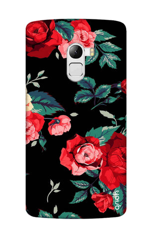 Wild Flowers Lenovo K4 Note Cases & Covers Online