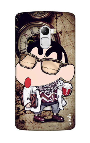 Nerdy Shinchan Lenovo K4 Note Cases & Covers Online