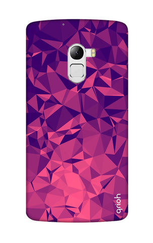 Purple Diamond Lenovo K4 Note Cases & Covers Online