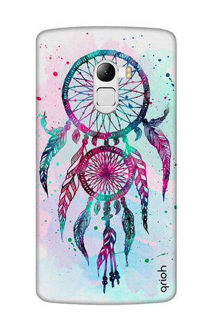 Dreamcatcher Feather Lenovo K4 Note Cases & Covers Online