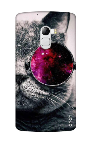 Curious Cat Lenovo K4 Note Cases & Covers Online
