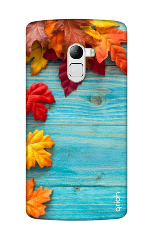 Fall Into Autumn Lenovo K4 Note Cases & Covers Online