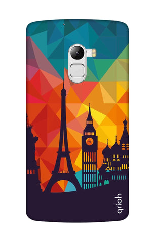 Wonders Of World Lenovo K4 Note Cases & Covers Online