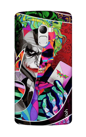 Color Pop Joker Lenovo K4 Note Cases & Covers Online