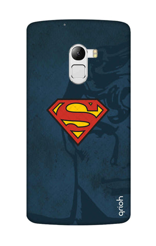 Wild Blue Superman Lenovo K4 Note Cases & Covers Online