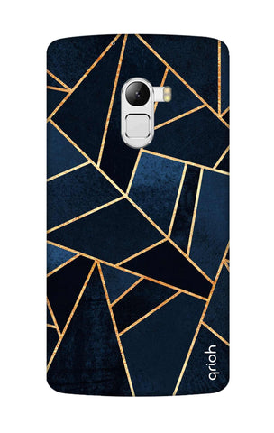 Abstract Navy Lenovo K4 Note Cases & Covers Online